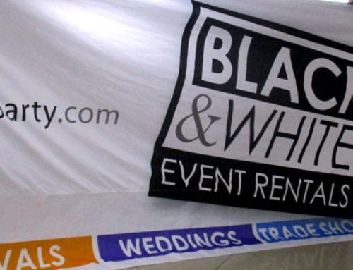 BW Tent Panels