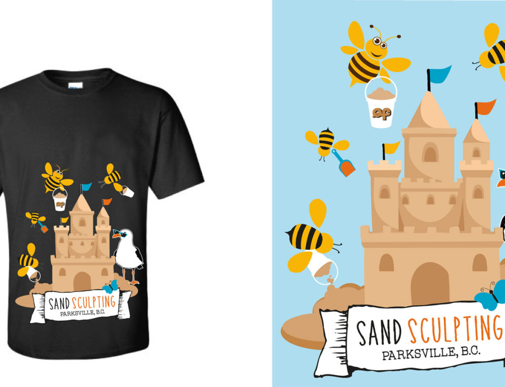 Beachfest T-shirts
