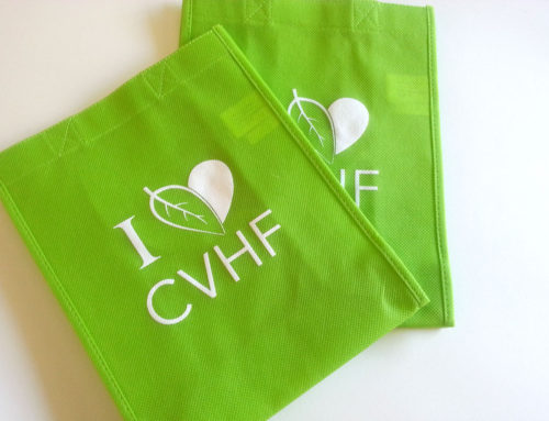 Comox Valley Healthcare Foundation Gift Bags