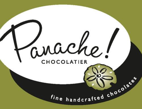 Panache Chocolatier Labels