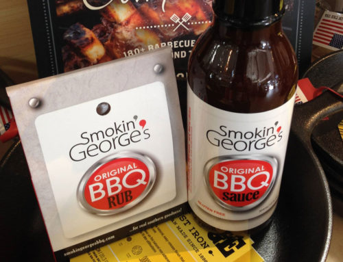 Smokin' George's BBQ Sauce & Rub