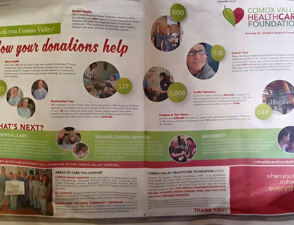 CV Hospital Foundation Spring 2017 Campaign