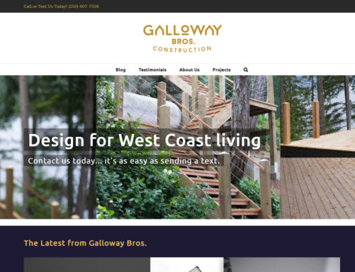 Galloway Bros Construction